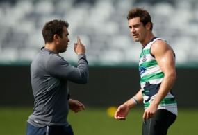 AFL 2016 Training - Geelong 140416