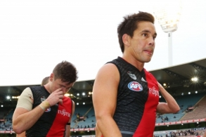 AFL 2016 Rd 04 - Essendon v Geelong