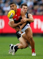AFL 2016 Rd 04 - Collingwood v Melbourne