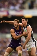 AFL 2016 Rd 05 - Fremantle v Carlton