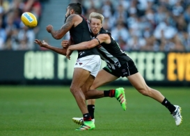 AFL 2016 Rd 05 - Collingwood v Essendon