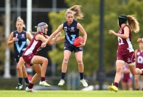 AFL 2016 Media - Youth Girls Championships