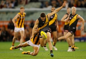 AFL 2016 Rd 07 - Richmond v Hawthorn