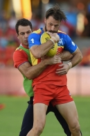 AFL 2016 Rd 07 - Gold Coast v Melbourne