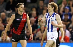 AFL 2016 Rd 08 - Essendon v North Melbourne