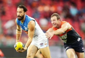AFL 2016 Rd 08 - GWS Giants v Gold Coast