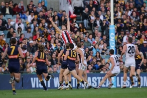 AFL 2016 Rd 08 - West Coast v St Kilda
