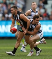 AFL 2016 Rd 09 - Collingwood v Geelong