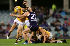 AFL 2016 Rd 09 - Fremantle v Richmond