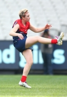 AFL 2016 Womens - Melbourne v Brisbane