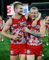 AFL 2016 Rd 10 - Sydney v North Melbourne