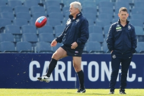 AFL 2016 Training - Carlton 010616