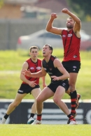 AFL 2016 Training - Essendon 010616