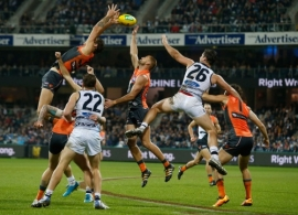 AFL 2016 Rd 11 - Geelong v GWS Giants