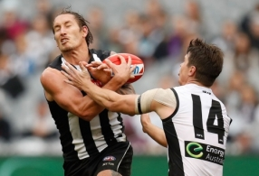 AFL 2016 Rd 11 - Collingwood v Port Adelaide