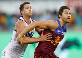 AFL 2016 Rd 12 - Brisbane v Fremantle