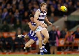 AFL 2016 Rd 12 - Geelong v North Melbourne