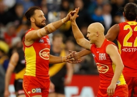 AFL 2016 Rd 12 - Richmond v Gold Coast