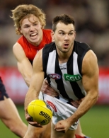 AFL 2016 Rd 12 - Melbourne v Collingwood