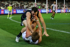 AFL 2016 Rd 14 - Collingwood v Fremantle