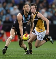 AFL 2016 Rd 15 - Port Adelaide v Richmond