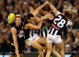 AFL 2016 Rd 15 - Carlton v Collingwood