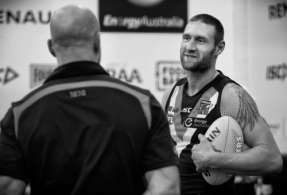 AFL 2016 Rd 16 - Behind The Play Port Adelaide v Hawthorn