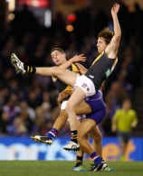 AFL 2016 Rd 16 - Western Bulldogs v Richmond