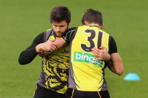 AFL 2016 Training - Richmond 140716