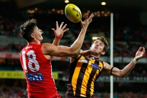 Photographers Choice - AFL 2016 Rd 17