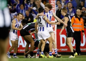 AFL 2016 Rd 18 - Collingwood v North Melbourne