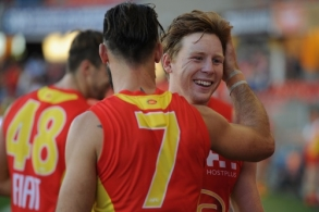AFL 2016 Rd 18 - Gold Coast v Fremantle