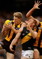 AFL 2016 Rd 18 - Hawthorn v Richmond