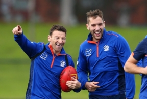 AFL 2016 Training - North Melbourne 250716
