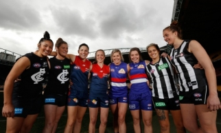 AFL 2016 Media - Womens Marquee Players Announcement