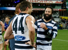 AFL 2016 Rd 19 - Geelong v Western Bulldogs