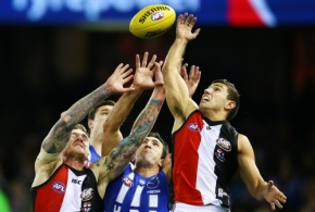 AFL 2016 Rd 19 - North Melbourne v St Kilda