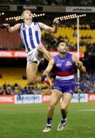 AFL 2016 Rd 20 - Western Bulldogs v North Melbourne