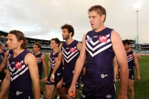 AFL 2016 Rd 20 - Fremantle v West Coast