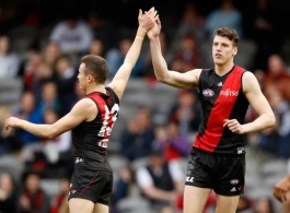 AFL 2016 Rd 21 - Essendon v Gold Coast