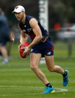 AFL 2016 Training - Melbourne 190816