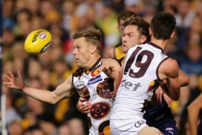 AFL 2016 Rd 22 - West Coast v Hawthorn