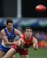 AFL 2016 Rd 22 - North Melbourne v Sydney
