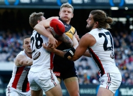 AFL 2016 Rd 22 - Richmond v St Kilda