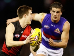 AFL 2016 Rd 22 - Essendon v Western Bulldogs
