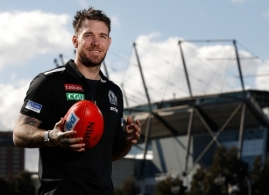 AFL 2016 Media - Dane Swan Press Conference