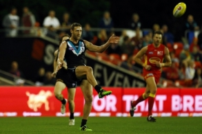 AFL 2016 Rd 23 - Gold Coast v Port Adelaide