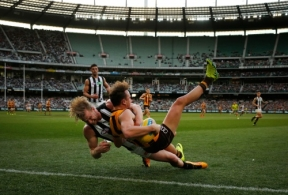AFL 2016 Rd 23 - Photographers Choice