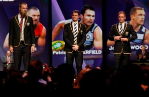 AFL 2016 Media - Virgin Australia AFL All Australian Dinner