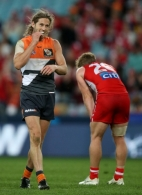 AFL 2016 First Qualifying Final - Sydney v GWS Giants